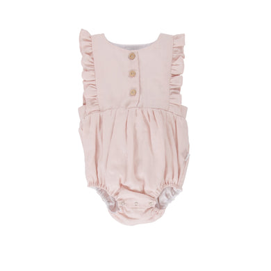 Peggy - August Playsuit - Primrose Pink