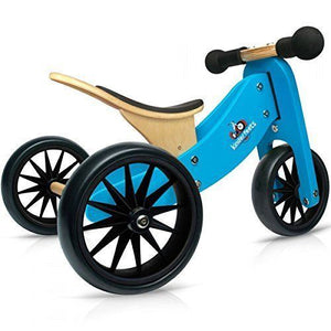 Kinderfeet - Tiny Tot 2 in 1 Trike - Blue