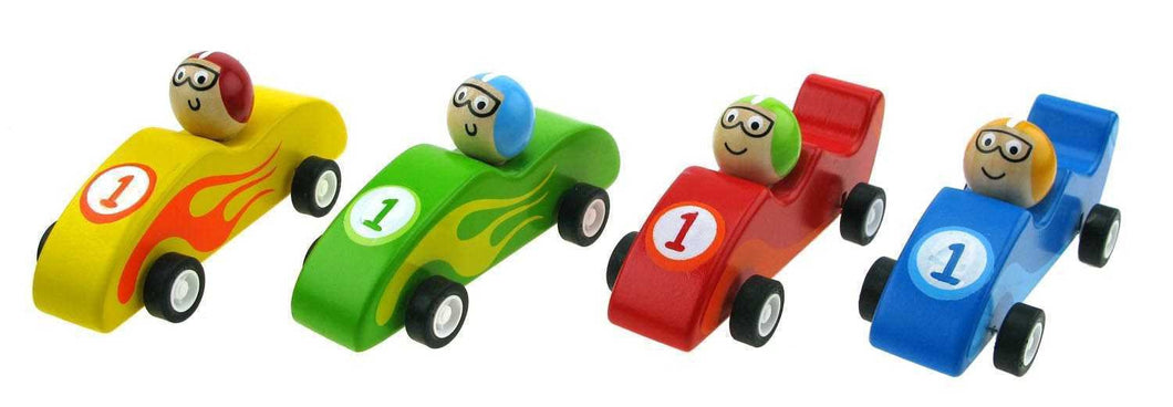 Kaper Kids - Pull Back Racing Car - Colours