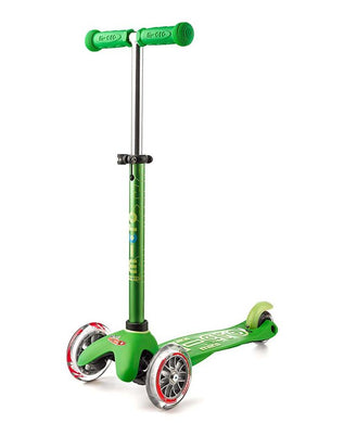 Micro - Mini Mircro Delux Scooter - Green