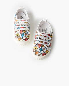 Walnut - Classic Ben Velcro - Mr Men Party