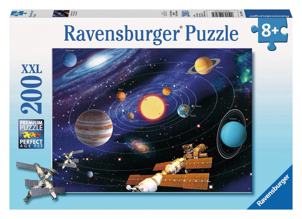 Ravensburger Puzzle 200pc The Solar System