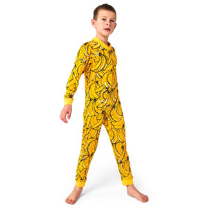 Kip & Co - Banana Long Sleeve Onesie