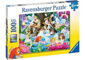 Ravensburger Puzzle 100pc - Magical Fairy Night