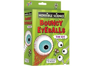 Horrible Science - Bouncy Eyeballs