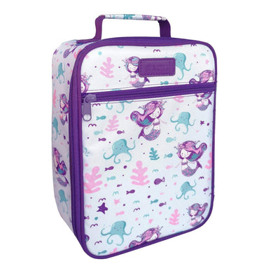 Sachi - Insulated Junior Lunch Tote  - Mermaids