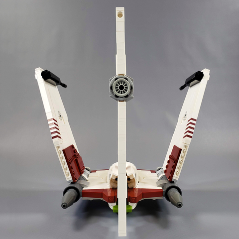 V-19 Starfighter - Minfig Scale
