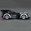 Image of Arkham Asylum Batmobile - Minifig Scale