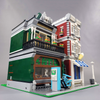 Image of Antique Store & Ice Cream Parlor - Modular Building