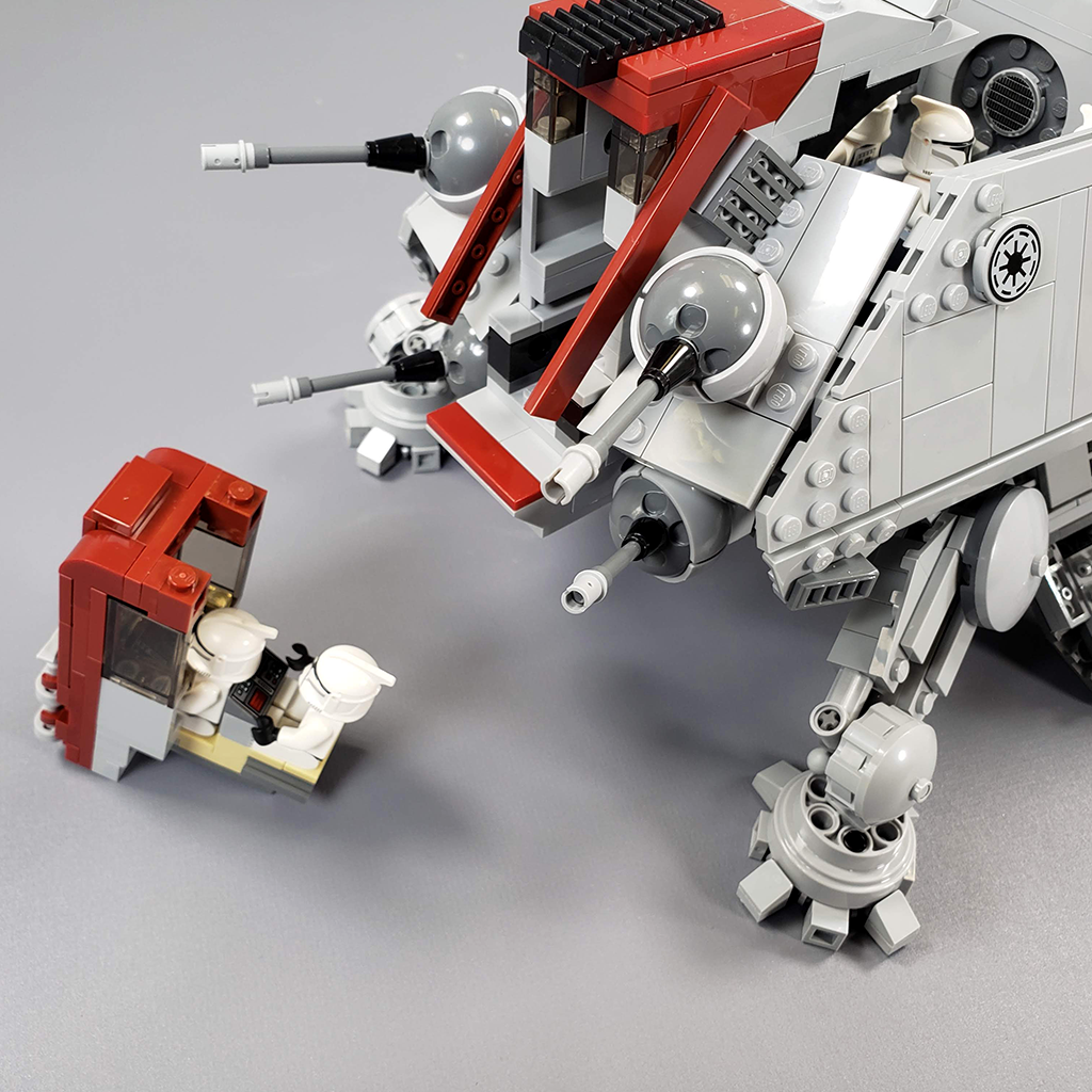 AT-TE - Minfig Scale