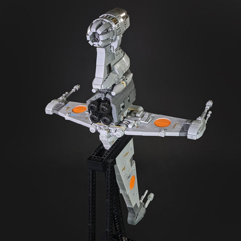 B-wing Starfighter - Minifig Scale