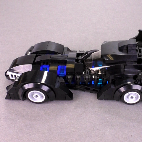 The Batman Forever Batmobile - Minifig Scale (1995)