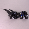 Image of The Batman Forever Batmobile - Minifig Scale (1995)