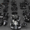 Image of Batmobile Collection -Minifig Scale
