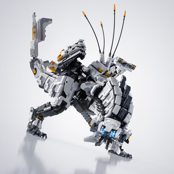 The Thunderjaw UCS – Brick Vault