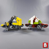 Image of Jedi Starfighter - Minifig Scale