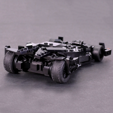 Dawn of Justice Batmobile - Minifig Scale