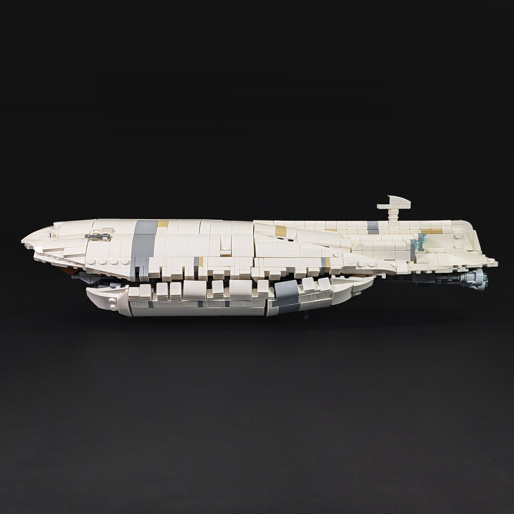 GR-75 Medium Transport - Micro Scale
