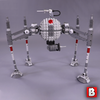Image of Homing Spider Droid - Minifig Scale
