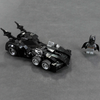 Image of Injustice: The Gods Among us Batmobile - Minifig Scale