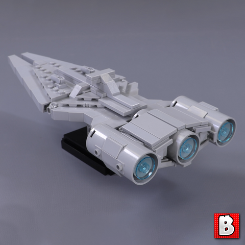 Nebulon B, Arquitens, Gozanti, CR90, GR75, TIE Fighters - Nano Scale Fleet