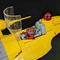 N-1 Naboo Starfighter - Minifig Scale