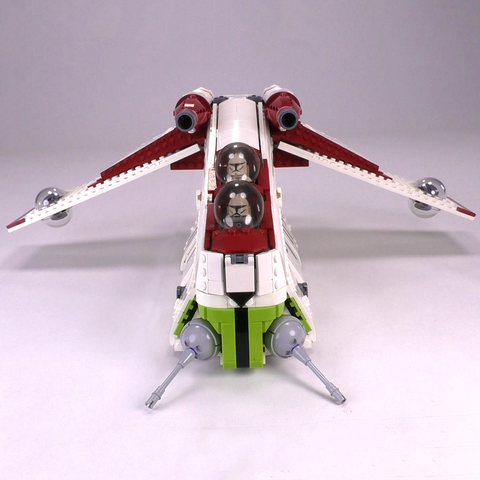 Republic Gunship - Minifig Scale