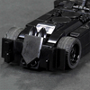 Image of DC Rebirth Batmobile - Minifig Scale