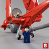 Image of Swordfish II - Minifig Scale