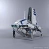 Image of Sheathipede-class Transport Shuttle - Minifig Scale