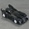 Image of The New Batman Adventures Batmobile - Minifig Scale