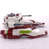 Image of Republic Fighter Tank TX-130T - Minifig Scale