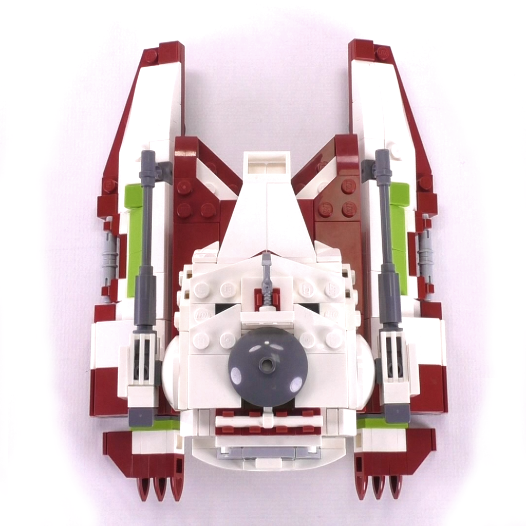 Republic Fighter Tank TX-130T - Minifig Scale