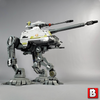 Image of AT-AP Walker - Minifig Scale