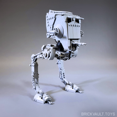 AT-ST - Minifig Scale