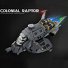 Image of UCS Colonial Raptor - Battlestar Galactica