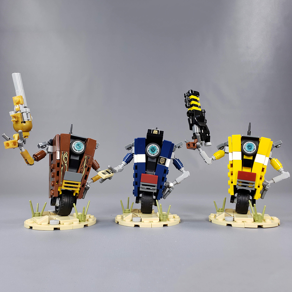 Claptrap CL4P-TP General Purpose Robot
