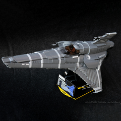 UCS Colonial Viper Mk. VII - Battle Star Galactica