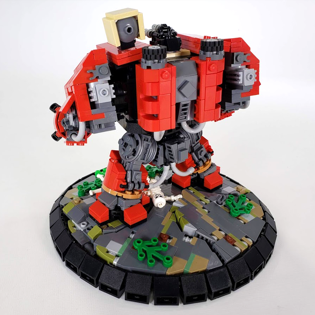Dreadnought - Heavy Mechanized Armor