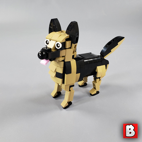 German Shepherd!
