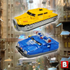 Image of UCS Fifth Element Taxi Police Chase