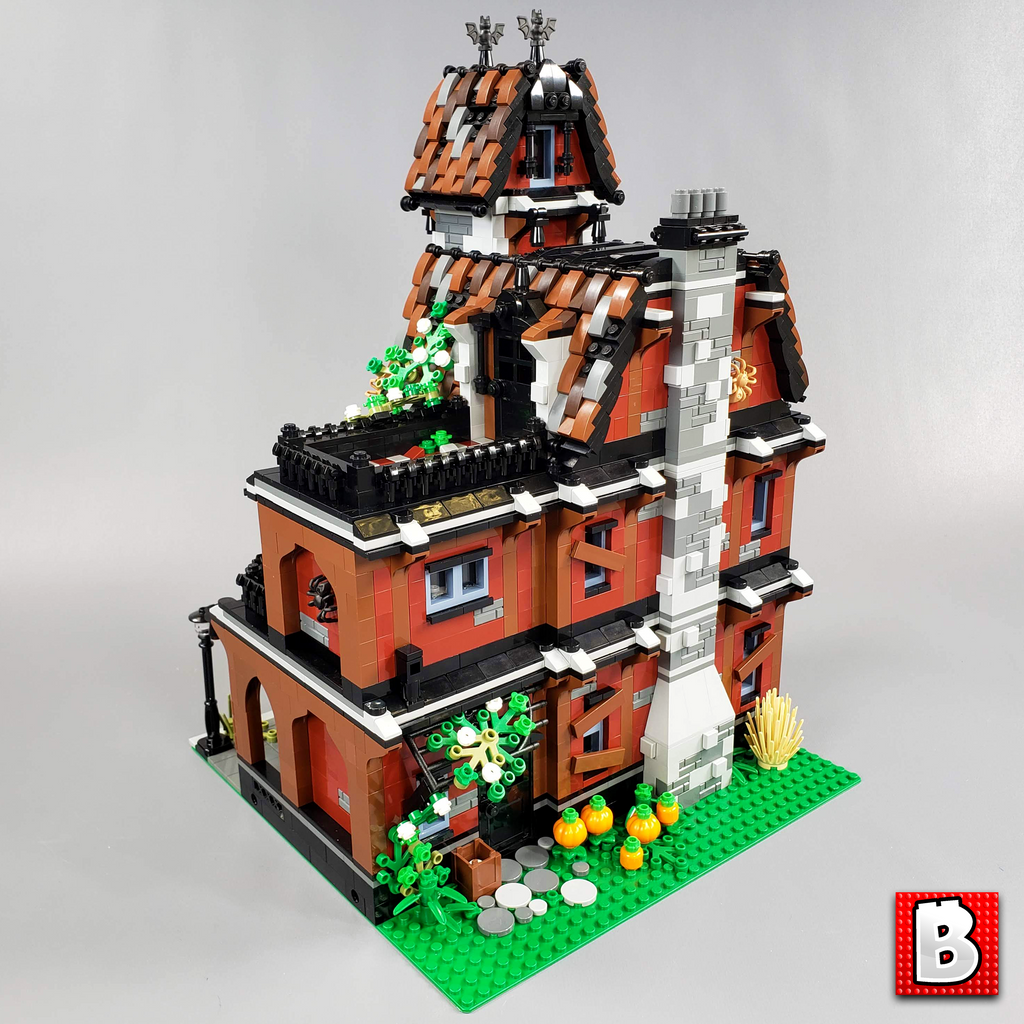 Haunted House - Modular Building