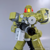 Image of Leo Mobile Suit - Minifig Scale