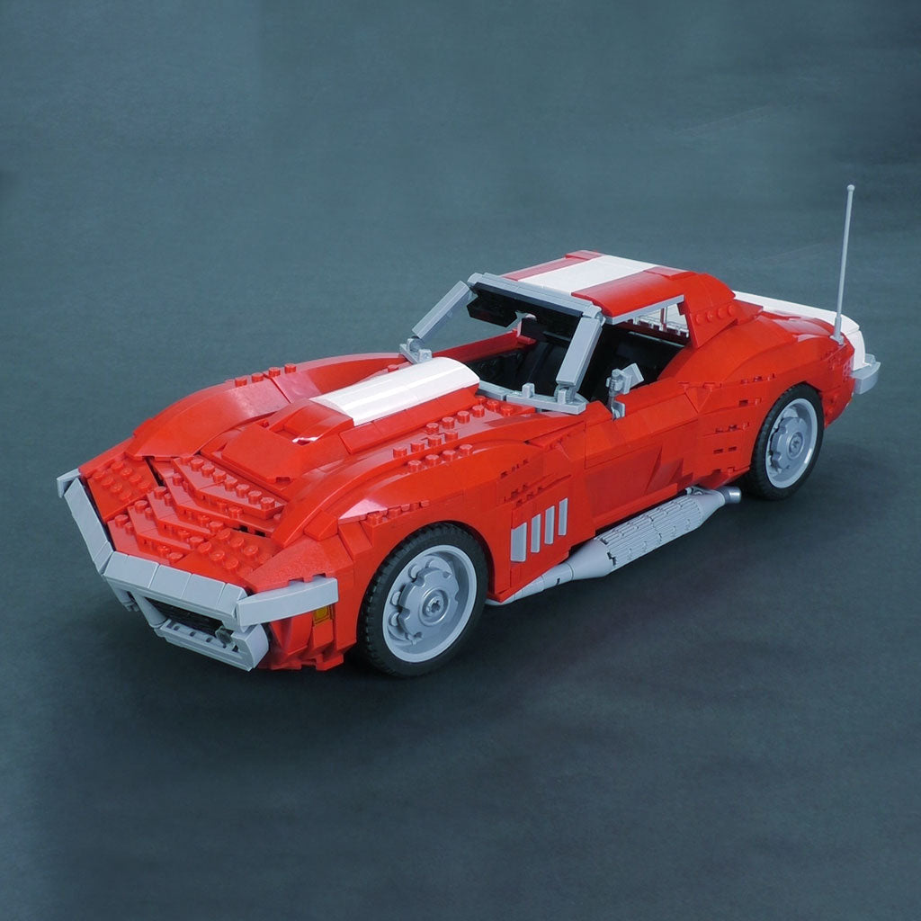Corvette Stingray 1969 >> 1969 Chevrolet Corvette Stingray