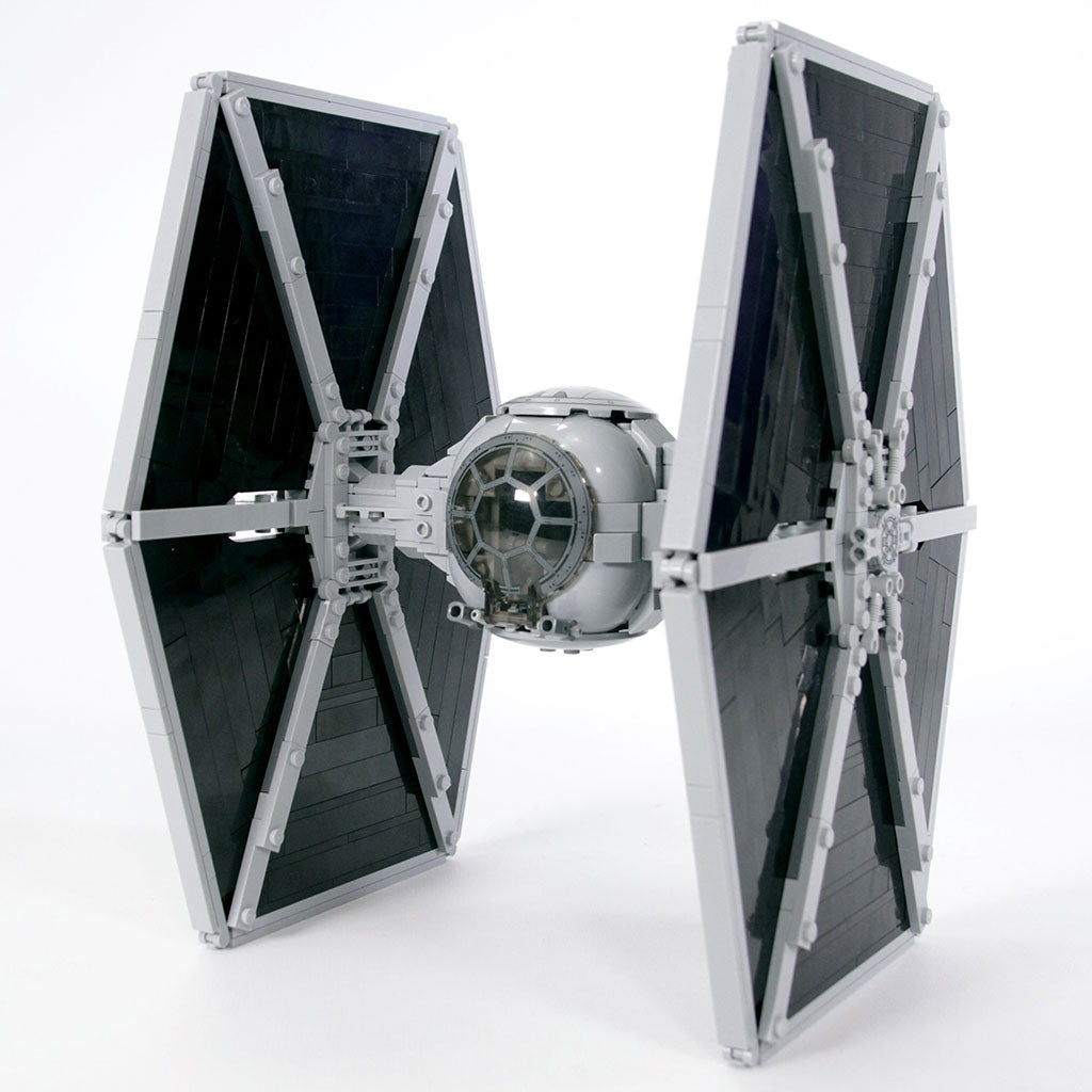 The Perfect Lego TIE Fighter - Minifig Scale