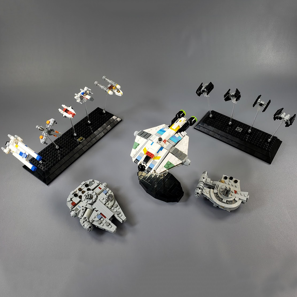 Fighter & Freighter Collection - Micro Scale