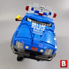 Image of UCS Fifth Element Police Car