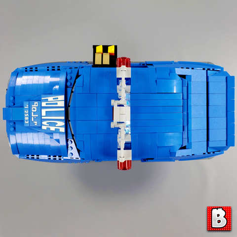 UCS Fifth Element Police Car