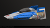 Image of R22 A-wing Starfighter - Minifig Scale