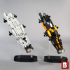 Image of The Expanse - Rocinante and Tachi - Micro Scale